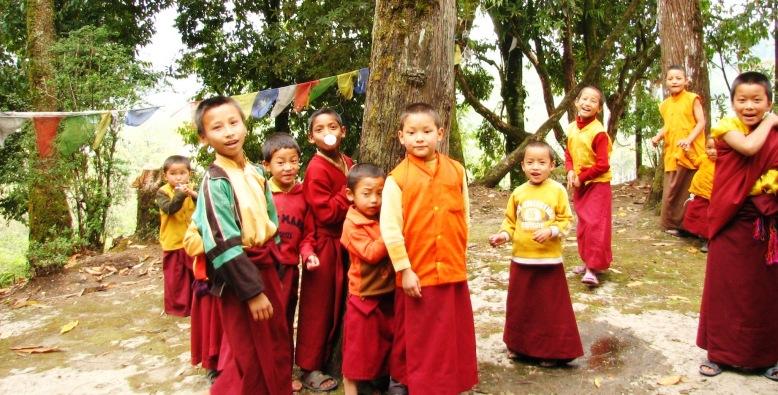 Children-in-Sikkim